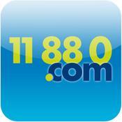 App Icon: 11880.com - Auskunft to go! HD 1.3