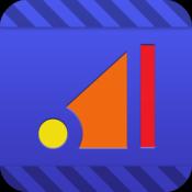 App Icon: Radioaktivitäts Zähler
