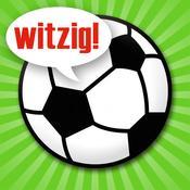 App Icon: Fussball-Zitate - Die witzigsten Zitate und Sprüche rund um den Fussball! 2.5