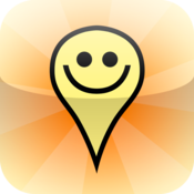 App Icon: Paragliding Map