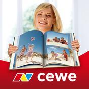 App Icon: CEWE FOTOWELT – CEWE FOTOBUCH, Poster, Leinwand, Postkarten und Fotokalender mobil erstellen, gestalten und bestellen 3.3.3