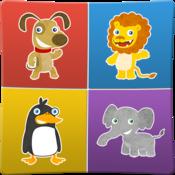 App Icon: Tiere Spiele für Kinder