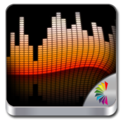 App Icon: Techno Remix Ringtones