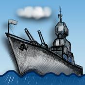 App Icon: Schiffe versenken - Seeschlacht - Sea Battle Classic 4.6