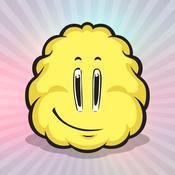 App Icon: Knuddels Chat - Chatrooms kostenlos für Jugendliche, Singles und alle, die gerne chatten 3.6.17