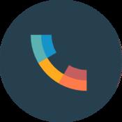 App Icon: Kontakte & Dialer - drupe