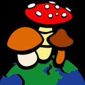 App Icon: Fungitron - mushroom guide
