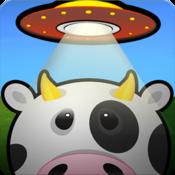 App Icon: Cows Vs Aliens