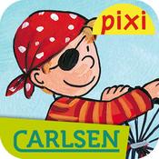 """App Icon: Pixi Buch """"Max baut ein Piratenschiff"""" for iPhone 1.2"""