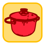 App Icon: Koch dir 'was! - Rezepte