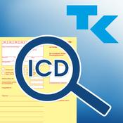 App Icon: ICD-10 Diagnoseauskunft 2.3.2