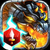 App Icon: Battle Gems (AdventureQuest)