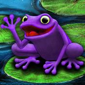 App Icon: The Purple Frog 1.0