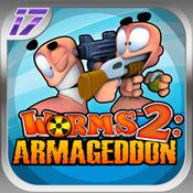 App Icon: Worms 2: Armageddon 1.21