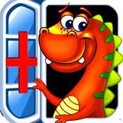 App Icon: Dr. Dino! Bildungs   Doktor-Spiele für Kinder 1.2