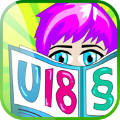 App Icon: Deine Rechte U18