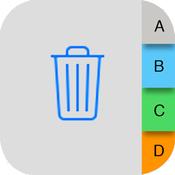 App Icon: Kontakte Löschen - LöschenQ 3.0