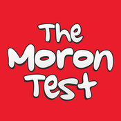 App Icon: The Moron Test