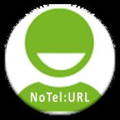 App Icon: NoTelURL