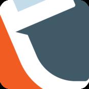 App Icon: Twonky Beam: 動画/音楽/写真の再生/転送アプリ