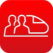App Icon: BahnSharing - Gruppentickets