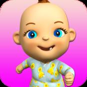 App Icon: Baby Run – Jump Star