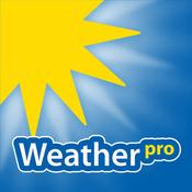 App Icon: WeatherPro 4.5
