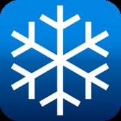 App Icon: Ski Tracks
