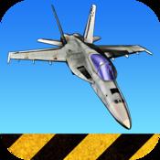 App Icon: F18 Carrier Landing Lite