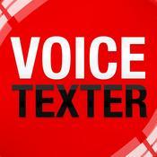 App Icon: VoiceTexter - Sprachassistent, Übersetzer und Dolmetscher für iPhone und iPad 1.600