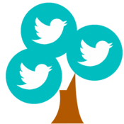 App Icon: Branches for Twitter