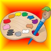 App Icon: Malbuch für Kleinkinder