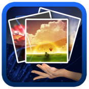 App Icon: HD Wallpapers für Android