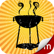 App Icon: Summer BBQ Recipes