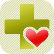 App Icon: APP zum ARZT – Dein Gesundheits-Butler: Impfen, Vorsorge, Risiko-Checks 2.7.1