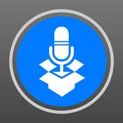 App Icon: DropVox - Record Voice Memos to Dropbox 2.1.1
